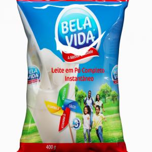 BELA VIDA LEITE EM PO 24X400G SACHET