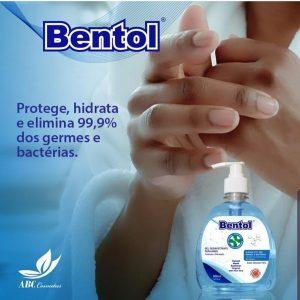 BENTOL ANTISEPTIC HANDSOAP 1 LITRE