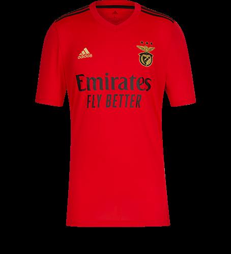 Camisola Principal SL Benfica 2020-21 - XXL
