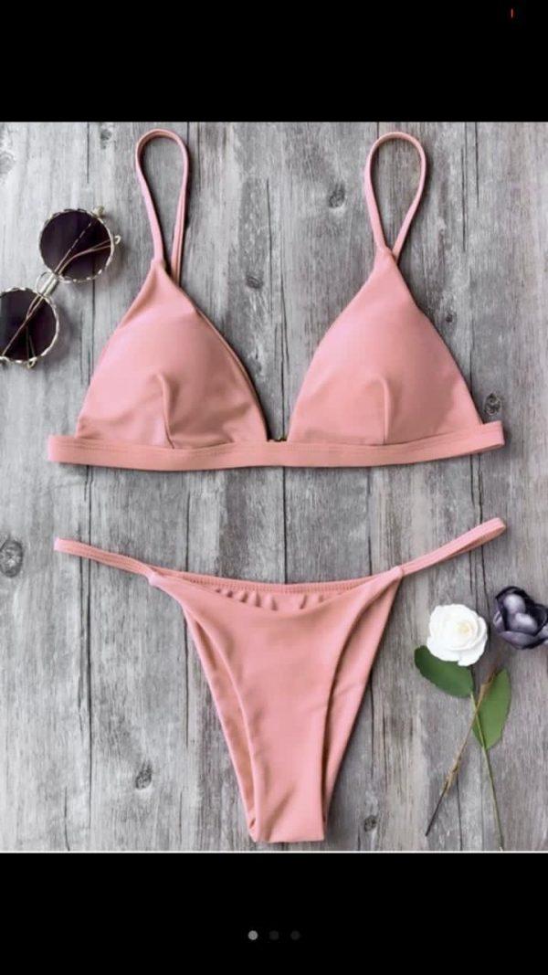 Fato De Banho Zaful Bikini