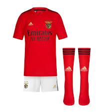Mini Kit Principal SL Benfica 2020-21 - 6 anos
