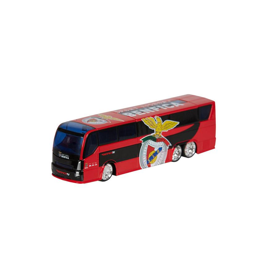 Autocarro em Miniatura Benfica