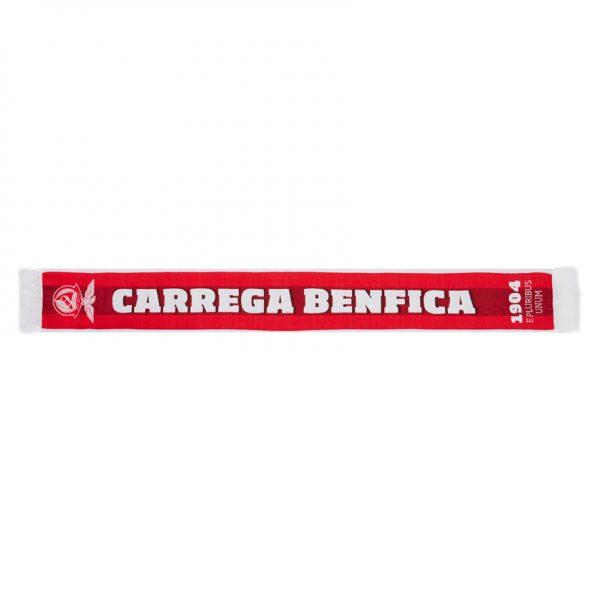 Cachecol Em Vermelho Carrega Benfica 1904