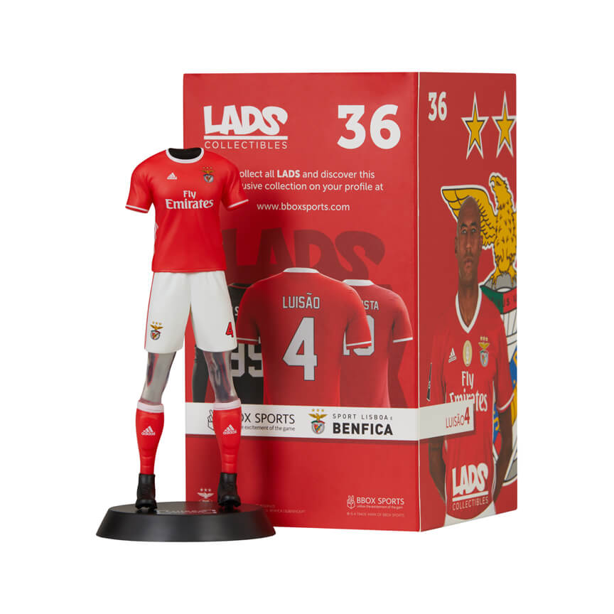 LADS COLLECTIBELS - LUISÃO