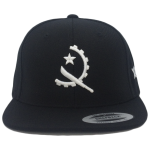 front insignia black