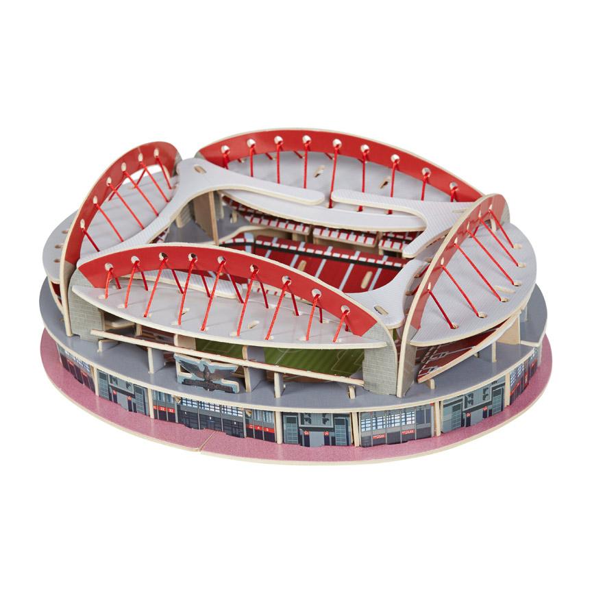 Puzzle 3D Estádio Da Luz