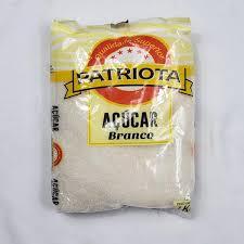 Açucar Branco Patriota 1 Kg