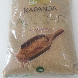 Açúcar Mascavo Kapanda 1Kg