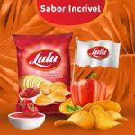 Batata Frita Lulu Sweet Chili 40g