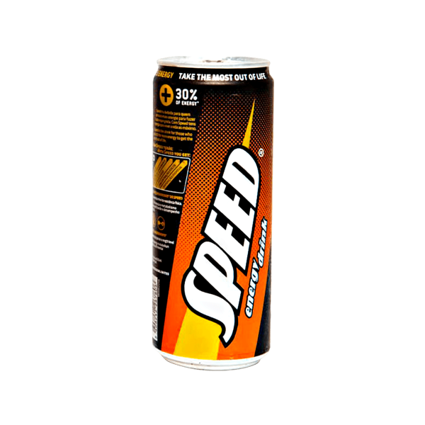 Bebida Energética Speed em lata 330ml