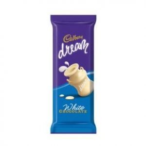 Chocolate Dairy Milk Creamy White Cardbury 80g