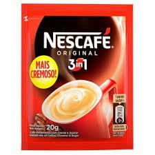 Café Instantâneo Nescafé 3 em 1 20g