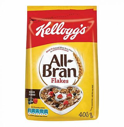 Cereais Kelloggs All Bran 400g