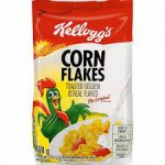 Cereais Kelloggs Corn Flakes Flexi Bag 400g
