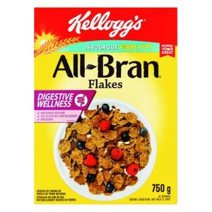 Cereais Kellogs All Bran 500g