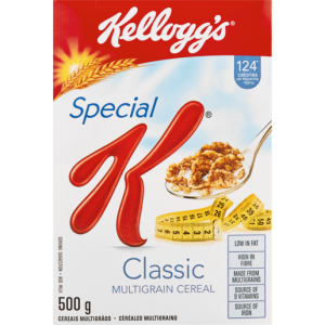 Cereais Kellogs Special K Classic 500g