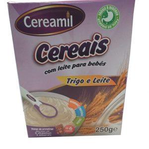 Cereais Trigo e Leite Cereamil 250g