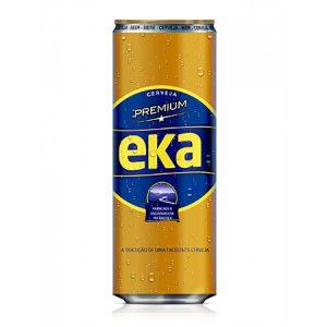 Cerveja Eka lata 330ml