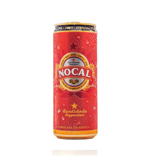 Cerveja Nocal em lata 330ml