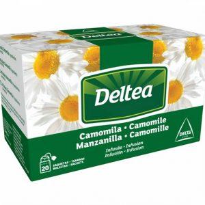 Chá Infusão Camomila Delta 20 SQ