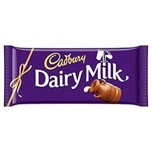 Chocolate Dairy Milk Original Cadbury 80g