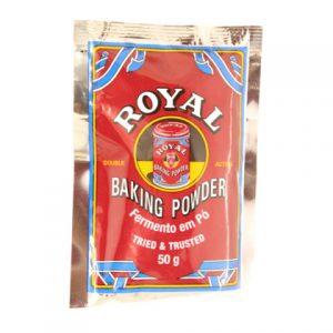 Fermento em Pó Royal 50g
