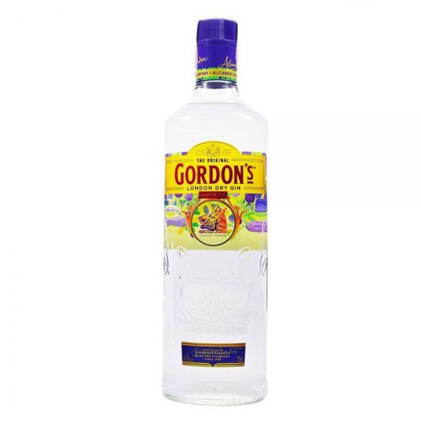 Garrafa de Gin Gordon 750ml