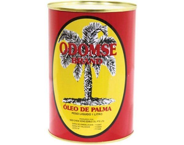 Óleo de Palma Massima 1L
