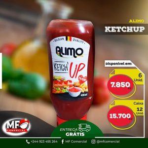 Ketchup Alimo 450g