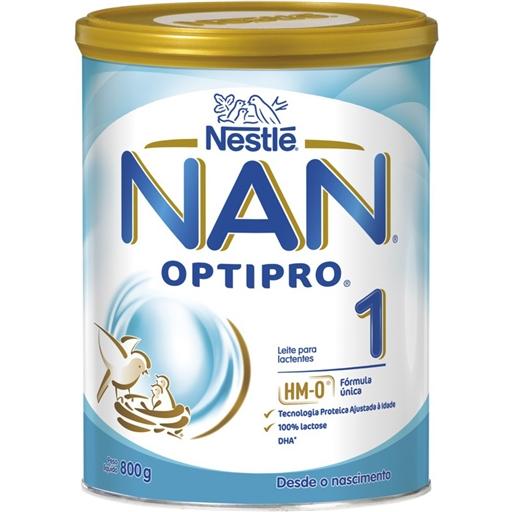 Leite Em Pó Nan Optipro 1 Nestlé 400g