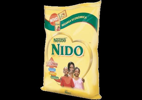 Leite em Pó Nido FortiCresce Pacote Nestlé 400g