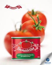 Massa de Tomate Abert. Facil Donatella 400g