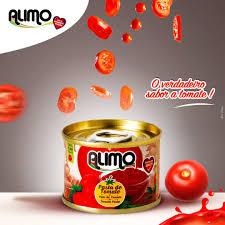 Massa de Tomate Alimo 70g