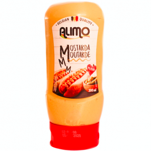 Mostarda Alimo 300ml