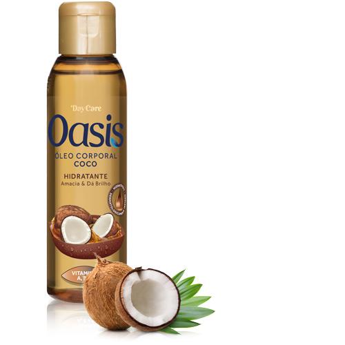 Oleo de Coco Oasis 100ml