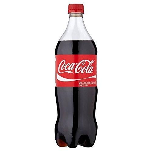 Refrigerante Coca Cola em Garrafa 1L
