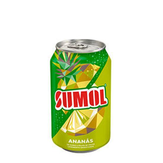 Refrigerante Sumol Ananás em Lata 330ml