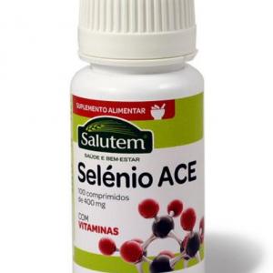 SALUTEM SELENIO+VIT.ACE 100CAP
