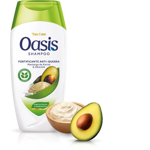 Shampoo Anti-Quebra Abacate Oasis 250ml