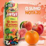 Sumo Nutry 10 Frutos Tetra Prisma 1L