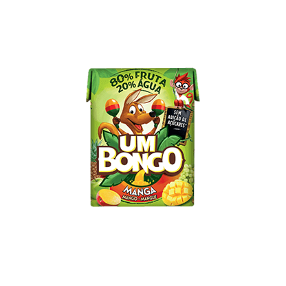 Sumo Um Bongo Manga 200ml