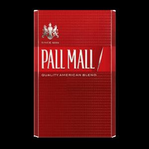 Cigarros Pall Mall 1 Maço