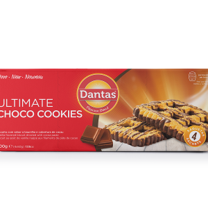 DANTAS ULTIMATE CHOCO COOKIES 20X200GR
