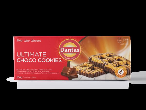 DANTAS ULTIMATE CHOCO COOKIES 20X200GR