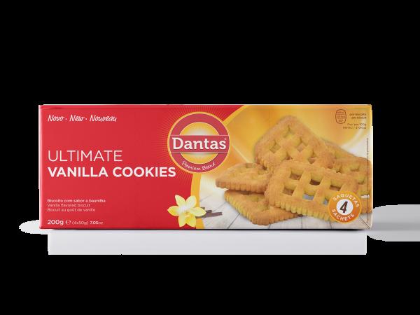 DANTAS ULTIMATE VANILLA COOKIES 20X160 GR