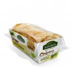 Crispy – queijo e Vegetais