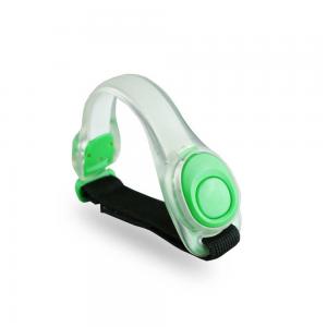 Pulseira Sinalizadora Noturna Verde