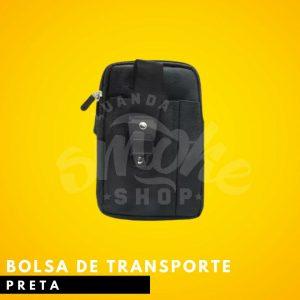 Bolsa de Transporte - Preta