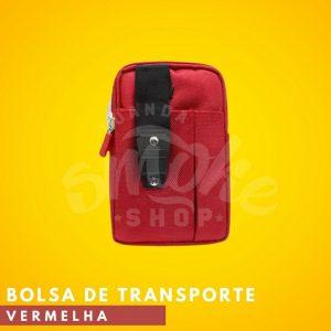 Bolsa de Transporte - Vermelha