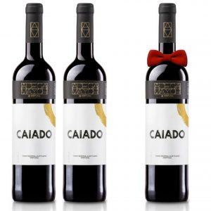 Vinho Caiado Tinto Adega Maior 2018 750ml [PROMOÇÃO Pague 2, Leva 3]